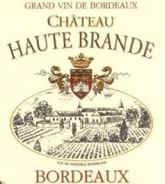 Chateau Haute Brande